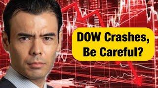 DOW CRASH....Be Careful with US Bank Stocks?