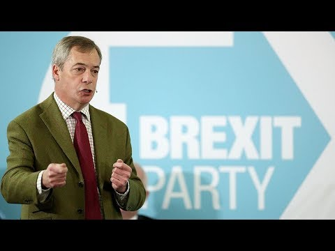 video: General election 2019: Nigel Farage says PM's chief advisor is 'offering jobs' to Brexit Party candidates if they stand down - latest news