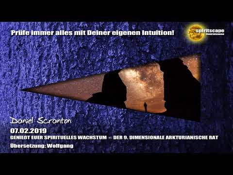 GENIEßT EUER SPIRITUELLES WACHSTUM ∞ DER 9. DIMENSIONALE ARKTURIANISCHE RAT