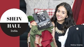 SHEIN Try-on haul • Review | Mohna Sharma