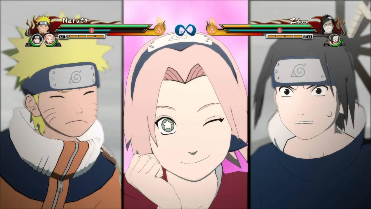 Nostalgic Team Kakashi (Outstanding Teamwork)