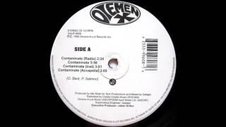 Diemen X - Contaminate (Instrumental)