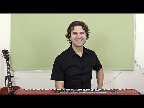 Singing Warm Ups - Alto Range