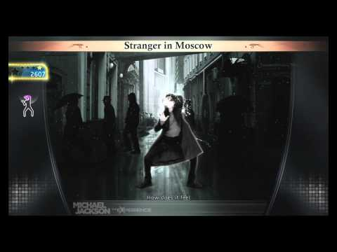 Michael Jackson The Experience- Stanger In Moscow (PS3) FULL HD