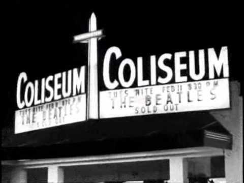 The Beatles Live At The Washington Coliseum iTunes Promo