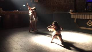 Brividi - danza contemporanea e Hiphop - 2 Dance Lab Company - TIME LAPSE (R)