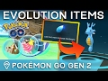 HOW TO GET GEN 2 EVOLUTION ITEMS IN POKÉMON GO (& OTHER GEN 2 TIPS)