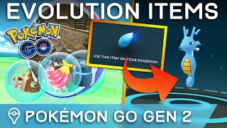HOW TO GET GEN 2 EVOLUTION ITEMS IN POKÉMON GO (& OTHER GEN 2 TIPS)