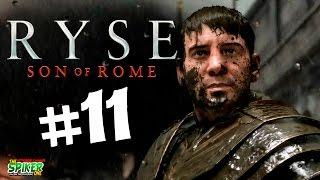 Ryse: Son of Rome: Без смертей - Здание суда - (Русская озвучка) #11