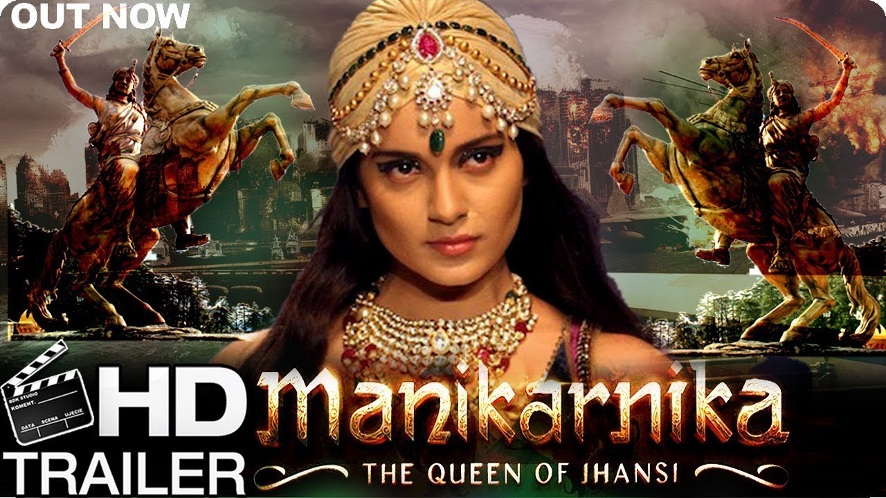 Manikarnika Official Trailer 2018 Kangana Ranaut The Queen Of