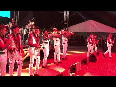Me Sobrabas Tu - Banda Los Recoditos en Expo Feria Morelia