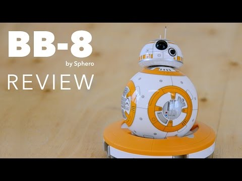 Te presentamos a BB-8, el robot de Star Wars que grandes y chicos quieren tener