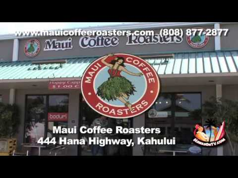 Hawai'i Master Chefs presents Maui Coffee Roasters