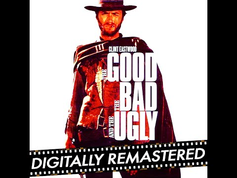 The Trio - Il Triello [Extended Version] ● The Good, The Bad and The Ugly ● Ennio Morricone (HQ)
