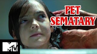 WORLD EXCLUSIVE | Pet Sematary | MTV Movies