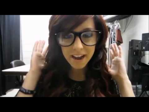 if you miss Christina grimmie you must watch this ! (RIP)