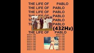 Kanye West - Ultralight Beam (432Hz)