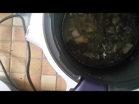 moules-marinières-au-cookeo-pas-à-pas