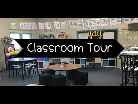 2017 2018 Flexible Seating Classroom Tour