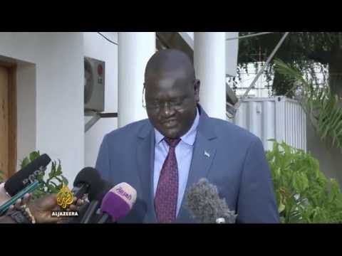 South Sudan government announces unilateral ceasefire