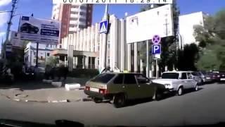 Казусы на дорогах