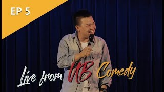 Hanu | Live from UB Comedy | Episode 5