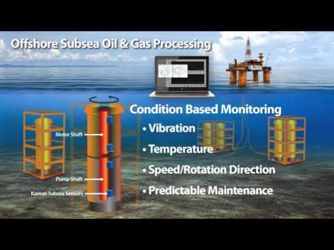 Kaman Precision Products - Subsea Condition Monitoring