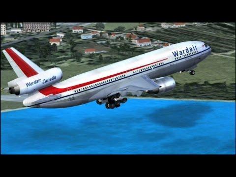 FSX - DC-10's