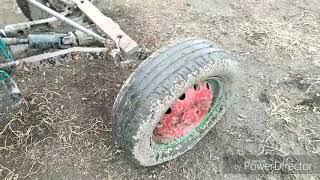 видео обзор на трайк из мотоцикла урал!