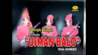 Kecapi Bugis OPERASI BULU' DONGGALA (USMAN BALO) Oleh AHMAD