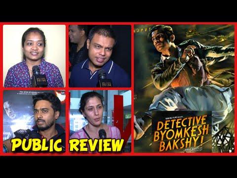 Detective Byomkesh Bakshy Public REVIEW | Sushant Singh Rajput