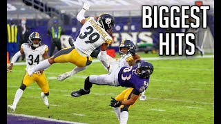 NFL Biggest Hits of Week 8 || HD