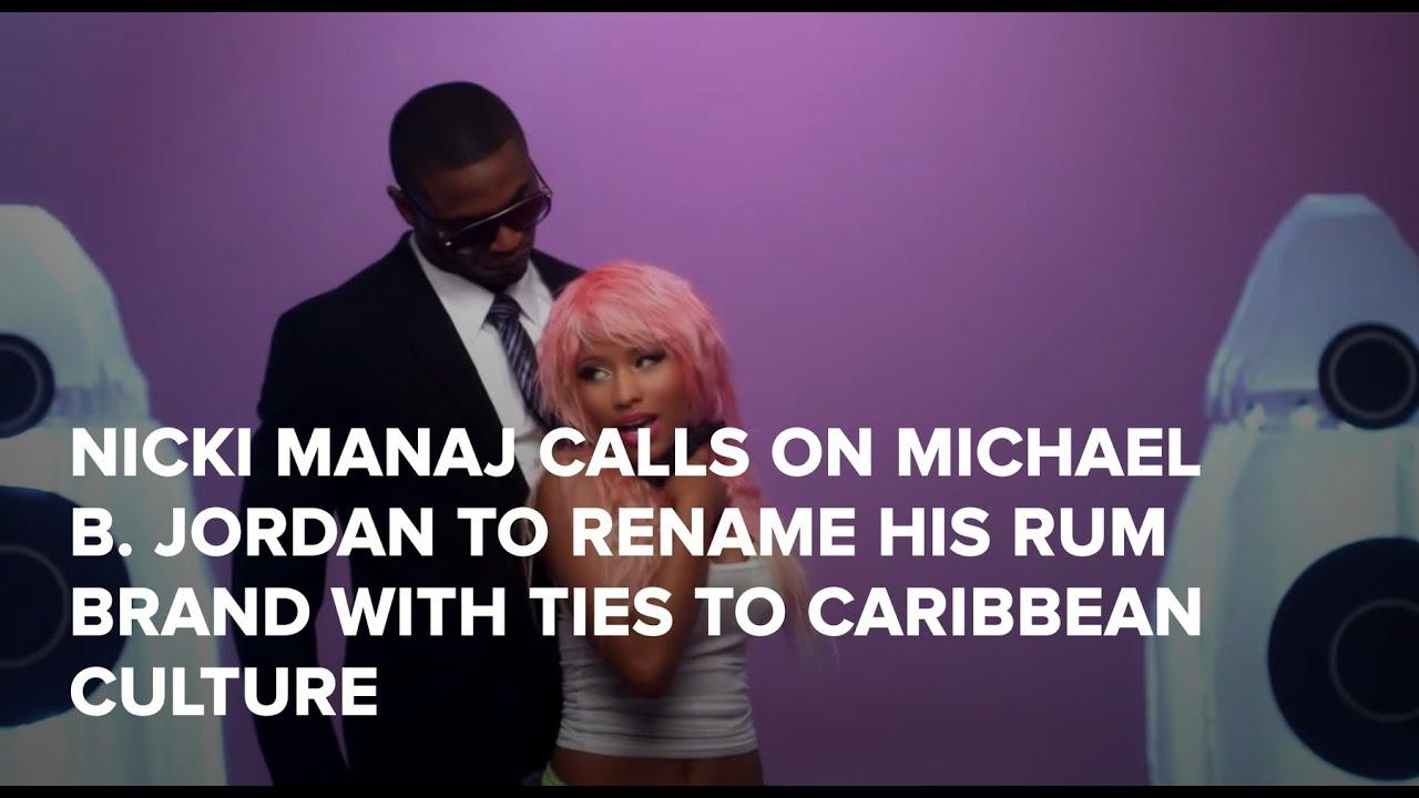 Michael B Jordan says he will rename his new rum company ...