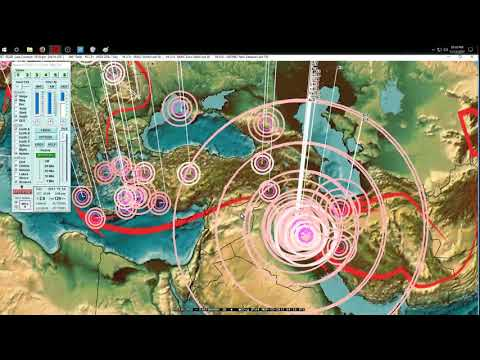 11/12/2017 -- Global Earthquake Forecast -- MAJOR ACTIVITY expected for USA, Europe, and Pacific