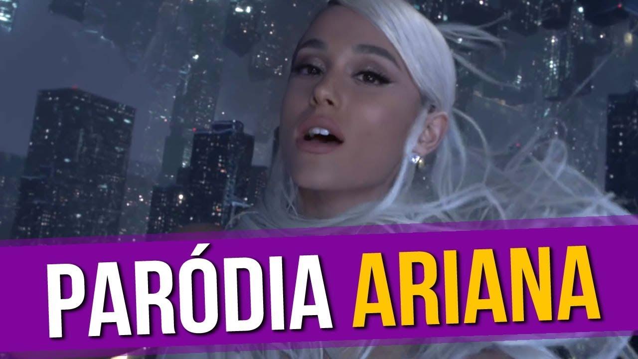 Ariana Grande Atriz Porno ariana grande - no tears left to cry (paródia/redublagem)