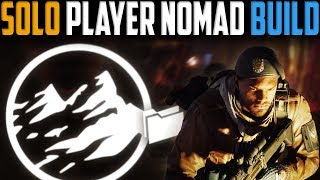 The Division | My Solo Player Nomad Build | Patch 1.8