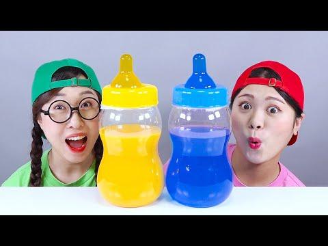Bottle Candy Jelly
