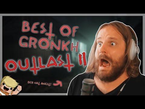 """""""WAS EIN KRANKER BASTARD!""""   Best of Gronkh: Outlast 2   Rippelz"""