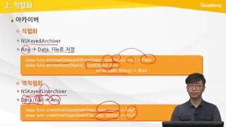 Swift 프로그래밍 18강 파운데이션 2 | T아카데미