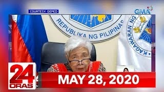 24 Oras Express: May 28, 2020 [HD]
