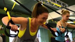 видео TRX упражнения, функциональные тренировки на петлях для похудения, отзывы