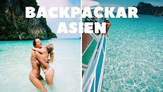 Destination: Backpackar Asien - Thailand, Filippinerna, Malaysia & Singapore