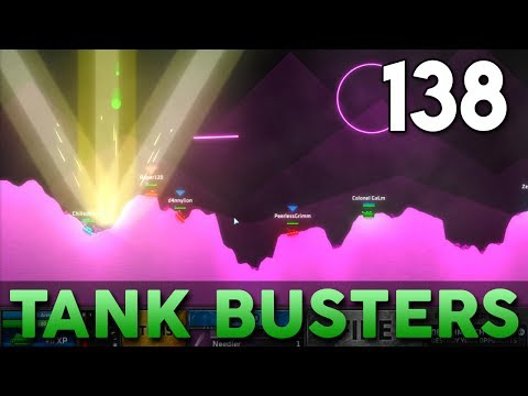 [138] Tank Busters (Let's Play ShellShock Live w/ GaLm and Friends)