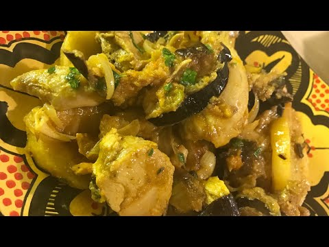 poulet-aux-aubergines-et-pommes-de-terre