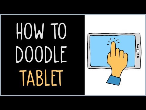 How to Draw a Tablet (drawing tips)