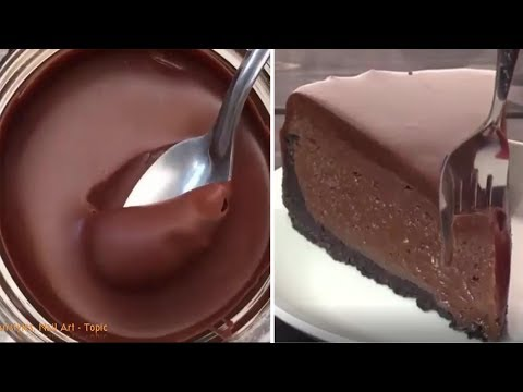 Thumbnail: How To Make A Chocolate Cake - Most Oddly Satisfying Cake Video Compilation 👍🍰👏😜😝