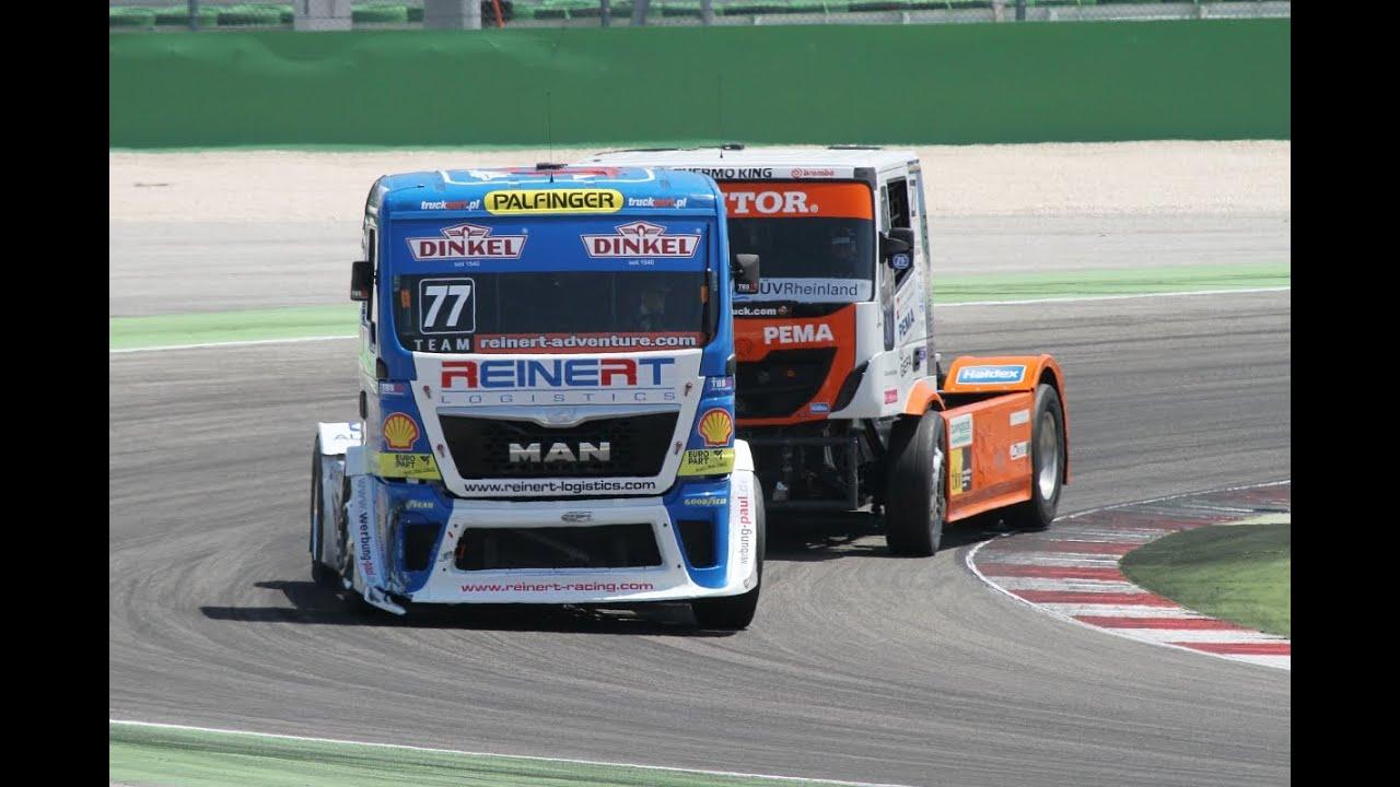 Fia European Truck Racing Championship Misano 2014