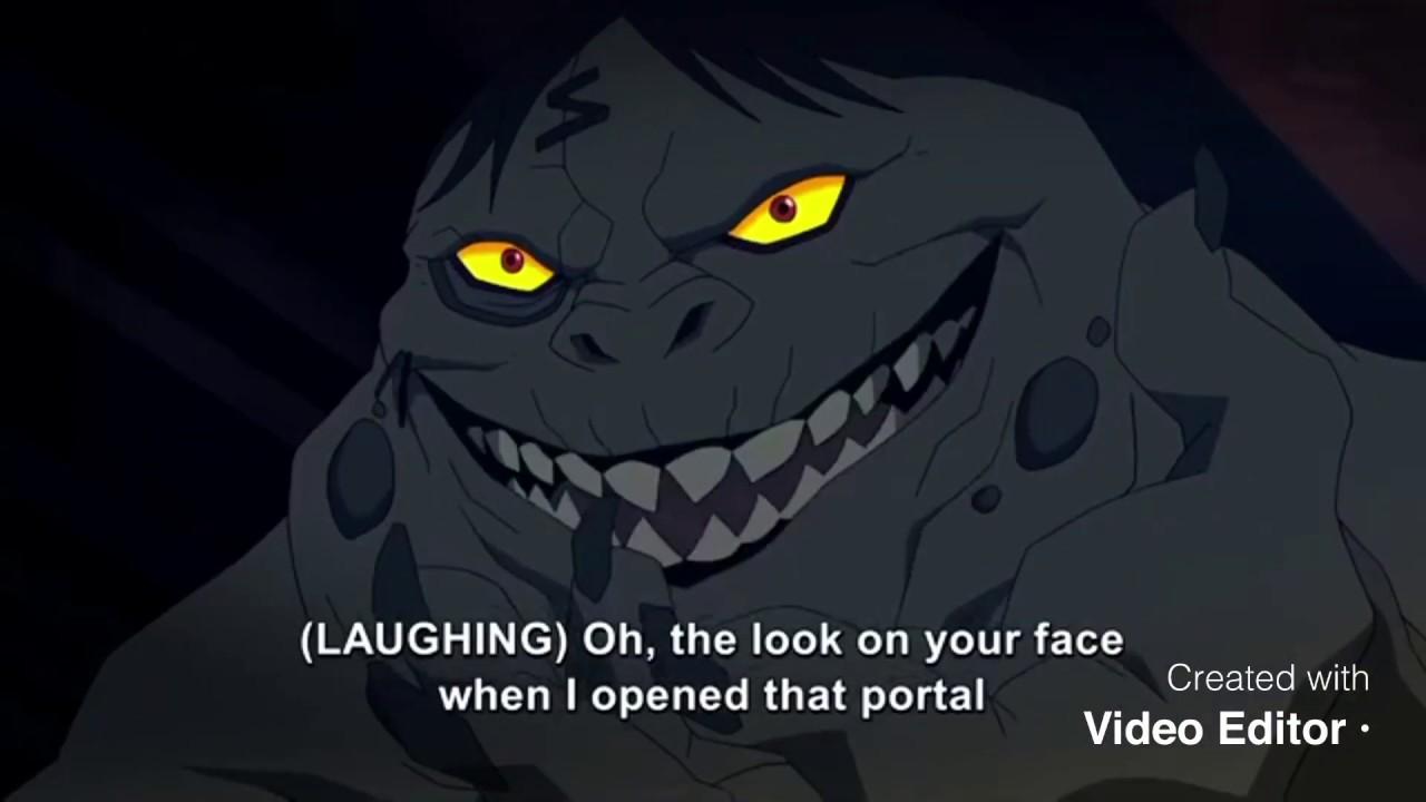 Download Constantine: City of Demons  Nergal revealed himself 