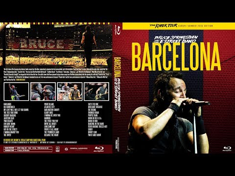 Bruce Springsteen - Barcelona 2016 - I'm going down from FULL SHOW blu-ray