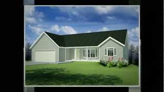 House Plan: 1140 Square-foot Custom House Plan